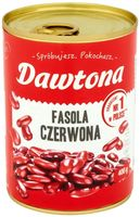 """Фасоль консервированная """"Dawtona. Красная"""" (400 г)"""