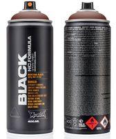 """Краска аэрозольная """"Black. Maroon"""" (коричневая; 400 мл)"""