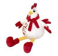 """Мягкая игрушка """"Цыпленок Петя с вышивкой"""" (20 см)"""