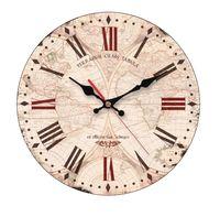 Часы настенные (28,5 см; арт. 90901010)