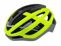 """Шлем велосипедный """"Lynx"""" (L-XL; салатовый/серый)"""