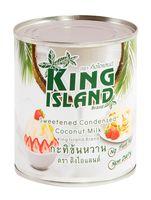 """Молоко сгущённое кокосовое """"King Island"""" (380 г)"""