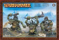 "Набор миниатюр ""Warhammer FB. Orc & Goblin River Trolls"" (89-17)"