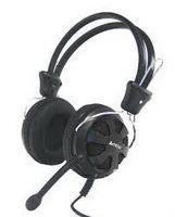 Гарнитура A4Tech HS-28 (Black)