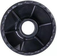 Комплект колец ограничительных для скандинавских палок (2 шт.; чёрный)