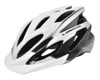 """Шлем велосипедный """"Lass"""" (белый; р. L-XL)"""