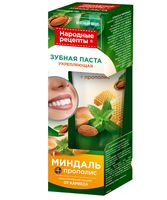 """Зубная паста """"Укрепляющая"""" (75 мл)"""