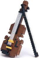 """Конструктор """"Скрипка"""" (180 деталей)"""
