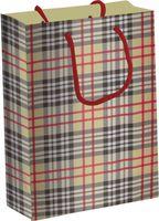 Пакет бумажный подарочный (33х43х10 см; арт. 157-3343-PBg)