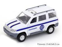 Полицейская машина (арт. 10603АПР)