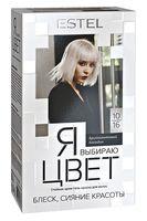 """Крем-гель краска для волос """"Я выбираю ЦВЕТ"""" тон: 10/16, бриллиантовый блондин"""