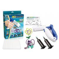 3D ручка детская FITFUN 6602 (пистолет)