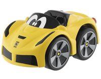 """Машинка инерционная """"Ferrari"""" (желтая)"""