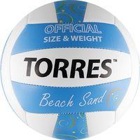 """Мяч волейбольный Torres """"Beach Sand Blue"""" №5"""