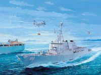 """Эскадренный миноносец """"U.S.S. Roosevelt DDG-80"""" (масштаб: 1/700)"""