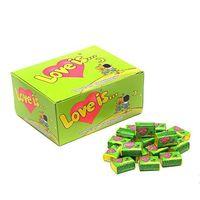 """Набор жевательной резинки """"Love Is. Яблоко-лимон"""" (420 г)"""
