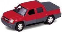 """Модель машины """"Welly. Chevrolet Avalanche 2002"""" (масштаб: 1/34-39)"""