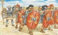"""Набор миниатюр """"Римская пехота"""" (масштаб: 1/72)"""