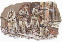 "Набор миниатюр ""Winter Combat Eastern Front 1942/43"" (масштаб: 1/35)"