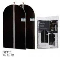 Чехол для одежды пластмассовый (2 шт.; 60х150 см)