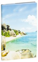 """Обложка на паспорт """"Море"""""""