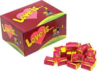 "Набор жевательной резинки ""Love Is. Вишня-лимон"" (420 г)"