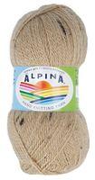 """Пряжа """"ALPINA. Alpaca tweed №03"""" (50 г; 300 м; бежевый)"""
