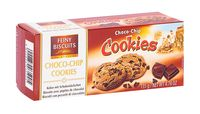 """Печенье """"Feiny Biscuits. С кусочками шоколада"""" (135 г)"""
