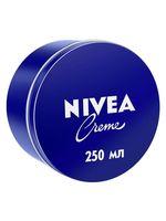 """Крем для лица и тела """"Nivea. Увлажняющий"""" (250 мл)"""
