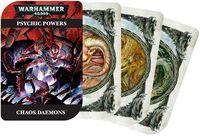 """Набор """"Warhammer 40.000: Psychic Powers: Chaos Daemons"""" (97-40-60)"""