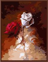 "Картина по номерам ""Розы"" (400х500 мм)"