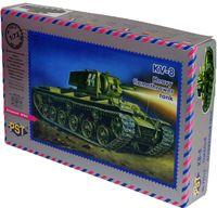 Тяжёлый огнемётный танк КВ-8 (масштаб: 1/72)