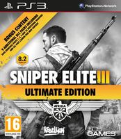 Sniper Elite 3. Ultimate edition (PS3)