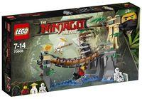 "LEGO The Ninjago Movie ""Битва Гармадона и Мастера Ву"""