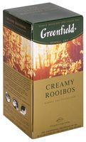 """Напиток чайный """"Greenfield. Creamy Rooibos"""" (25 пакетиков)"""