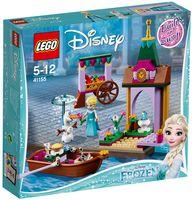 """LEGO Disney Princess """"Приключения Эльзы на рынке"""""""
