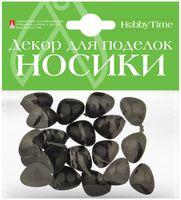 Носики декоративные (20х15 мм; черные)