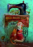 "Магнит на холодильник ""Машинка"" (арт. 11.13)"