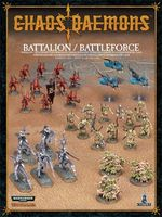 "Набор миниатюр ""Warhammer. Chaos Daemons Battleforce"" (97-07)"