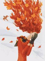"Картина по номерам ""Осень"" (300х400 мм)"