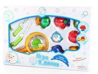 """Набор игрушек для купания """"Веселая рыбалка"""""""