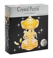 """Пазл-головоломка """"Crystal Puzzle. Золотая карусель"""" (83 элемента)"""