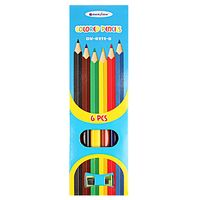 Набор карандашей цветных (6 цветов)