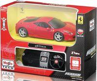 """Машинка на радиоуправлении """"Promotion Ferrari 458 Italia"""""""