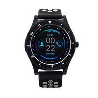 Фитнес-часы D&A F010 (черно-серые)