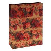 Пакет бумажный подарочный (25х9х33 см; арт. 10738693)