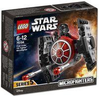 """LEGO Star Wars """"Микроистребитель TIE Первого ордена"""""""