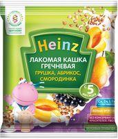"""Детская каша Heinz Baby """"Гречневая. Грушка, абрикос, смородинка"""" (30 г)"""