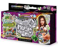 """Набор для росписи """"My Color Clutch. Music"""""""