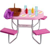 """Игровой набор """"Барби. Стол для пикника"""""""